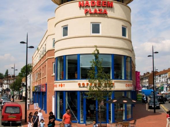 Nadeem's Plaza , Luton