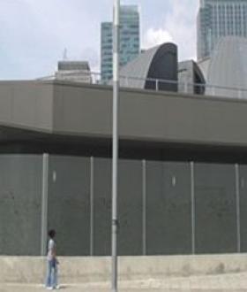 Canary Wharf Data Centre, London
