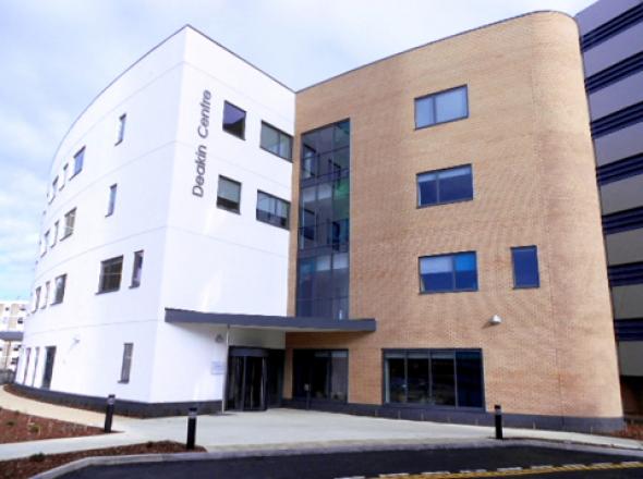 Deakin Centre, Addenbrookes Hospital, Cambridge