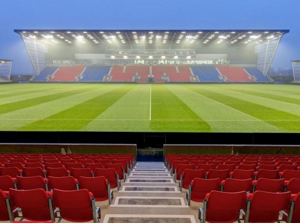 The City of Salford Community Stadium