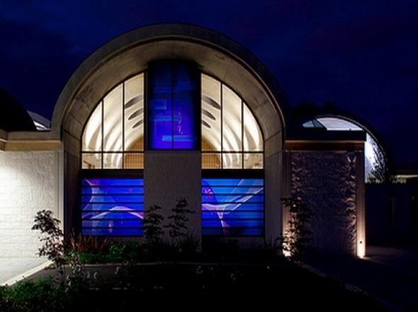 Crownhill Crematorium, Milton Keynes