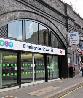 Snowhill Station, Birmingham